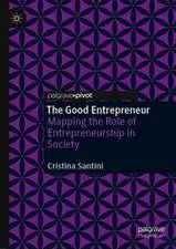 The Good Entrepreneur