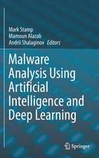 Malware Analysis Using Artificial Intelligence and Deep Learning