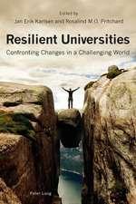 Resilient Universities