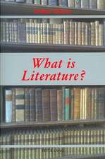 What Is Literature?:  A Cultural Analysis of 1980s-1990s Spanish Culture