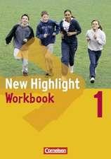 New Highlight 1 / Workbook / mit Einführungskurs