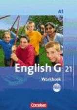 English G 21. Ausgabe A 1. Workbook mit Audios Online