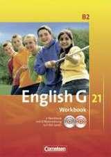 English G 21. Ausgabe B 2. Workbook mit CD-ROM (e-Workbook) und CD