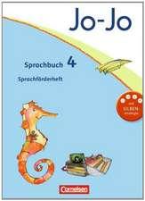Jo-Jo Sprachbuch - Aktuelle allgemeine Ausgabe. 4. Schuljahr - Sprachförderheft
