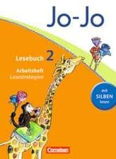 Jo-Jo Lesebuch - Aktuelle allgemeine Ausgabe. 2. Schuljahr - Arbeitsheft Lesestrategien