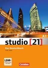 studio 21 Grundstufe Gesamtband. Das Deutschbuch mit DVD-ROM