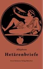 Hetärenbriefe: Griechisch und deutsch
