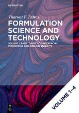Formulation Science and Technology, Set Vol 1-4