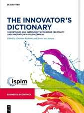 The Innovator's Dictionary