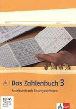Das Zahlenbuch. 3.Schuljahr. Arbeitsheft mit CD-ROM. Neubearbeitung