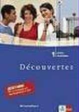 Découvertes 1. Cahier d'activités mit Lernsoftware Sprachtrainer Kommunikation