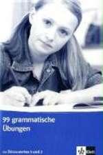 Découvertes 1 und 2. 99 grammatische Übungen