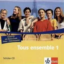 Tous ensemble 1. Schüler-CD