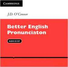 Better English Pronunciation. 2 Audio CDs