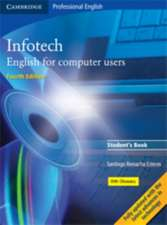 Infotech Fourth edition Student's Book (Klett edition)