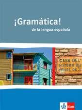 ¡Gramática! de la lengua española