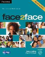 face2face. Student's Book with DVD-ROM Intermediate