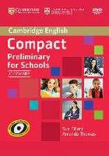 Compact Preliminary for Schools. Classware DVD-ROM