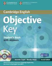 Objective Key. Student's Book with answers with CD-ROM
