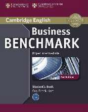 Business Benchmark 2nd Edition. Student's Book BEC Upper-Intermediate B2