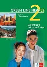 Green Line New E2 2. Workbook mit Software