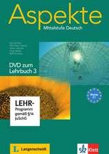 Aspekte 3 (C1) - DVD zum Lehrbuch 3