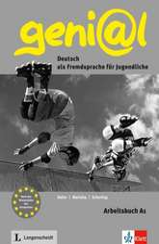 geni@l A1 - Arbeitsbuch A1 mit Audio-CD