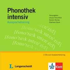 Phonothek intensiv - 2 Audio-CDs