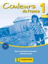 Couleurs de France Neu 1, Intensivtrainer - Intensivtrainer