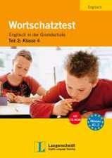 Wortschatztest Englisch in der Grundschule Klasse 4