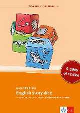 English story dice