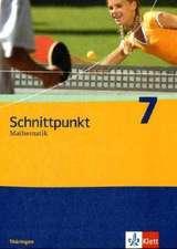Schnittpunkt Mathematik. Schülerbuch 7. Schuljahr. Ausgabe für Thüringen
