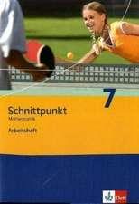 Schnittpunkt 7. Arbeitsheft. Rheinland-Pfalz