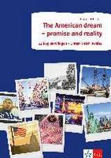 Arbeitsblätter Englisch. The American dream - promise and reality