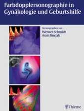 Farbdopplersonographie in Gynäkologie und Geburtshilfe