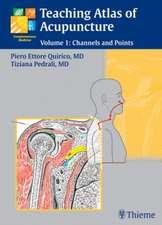 Teaching Atlas of Acupuncture