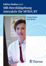 MR-Herzbildgebung interaktiv für MTRA/RT