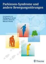 Parkinson-Syndrome und andere Bewegungsstörungen
