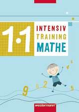 Intensivtraining Mathe. Das kleine Einmaleins