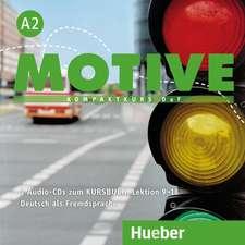Motive A2. Audio-CDs zum Kursbuch