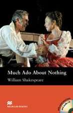 Much Ado about Nothing. Lektüre mit Audio-CD