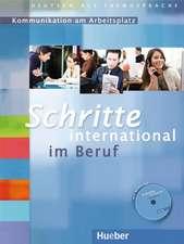 Schritte international im Beruf 1-6. Übungsbuch