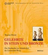 Gelehrte in Stein und Bronze