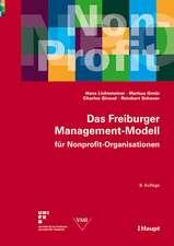 Das Freiburger Management-Modell für Nonprofit-Organisationen