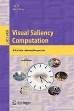 Visual Saliency Computation: A Machine Learning Perspective