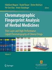 Chromatographic Fingerprint Analysis of Herbal Medicines Volume III: Thin-layer and High Performance Liquid Chromatography of Chinese Drugs