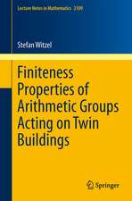 Finiteness Properties of Arithmetic Groups Acting on Twin Buildings