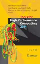 Tools for High Performance Computing 2014: Proceedings of the 8th International Workshop on Parallel Tools for High Performance Computing, October 2014, HLRS, Stuttgart, Germany