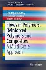 Flows in Polymers, Reinforced Polymers and Composites: A Multi-Scale Approach