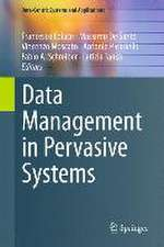 Data Management in Pervasive Systems